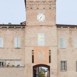 Castello Campori torre