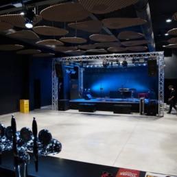 Habitat sala spettacoli