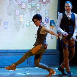 Il giro del mondo in 80 giorni, Teatro Sotterraneo